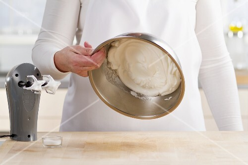 How to check if egg whites are stiff enough