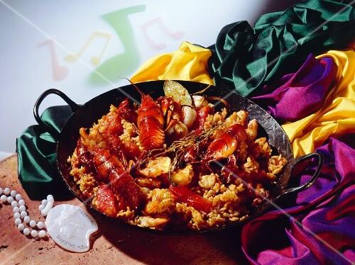 New Orleans Cajun Jambalaya