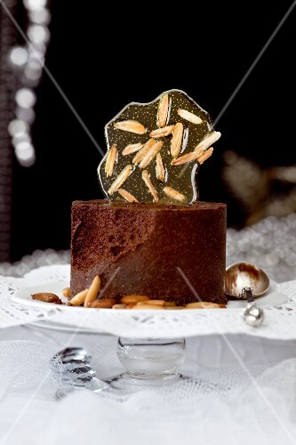 Chocolate dessert (Christmas)