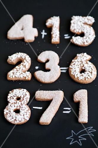 Pfefferkuchenzahlen