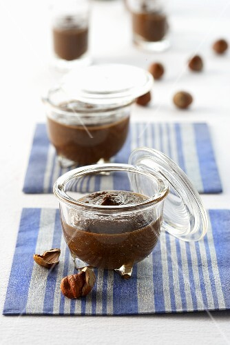 Hazelnut chocolate cream