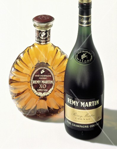 Remy Martin XO and VSOP