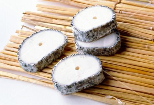 Sainte-Maure de Touraine ,goat's cheese
