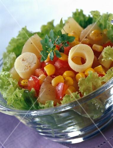 Hawaiian salad