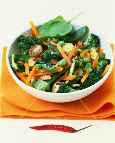 Vegetable Fricassée