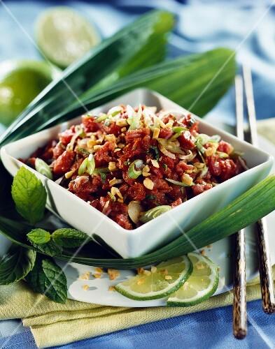 Thai tartare