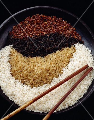 Assorted rice