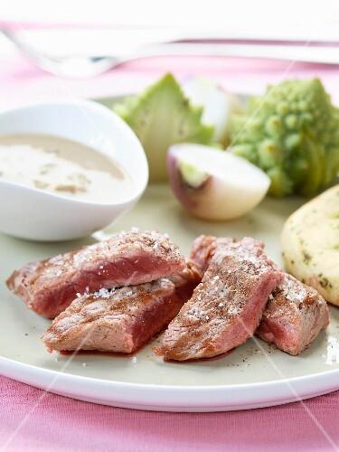 Koudou steaks