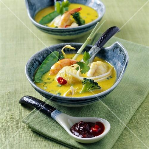 Thai Fondue