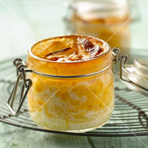 Potato and Mimolette gratin