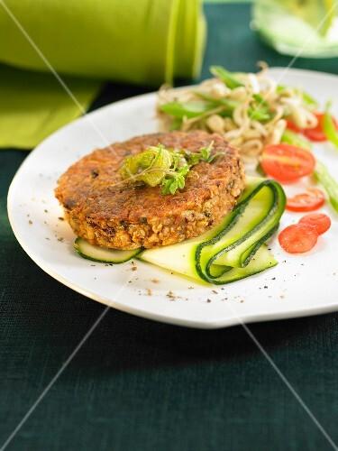 Vegetable steak