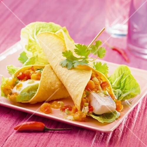 Fish and pimento tortilla