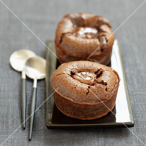 Chocolate fondants