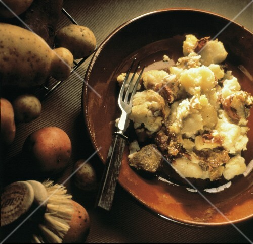 A Dish of Home Fries