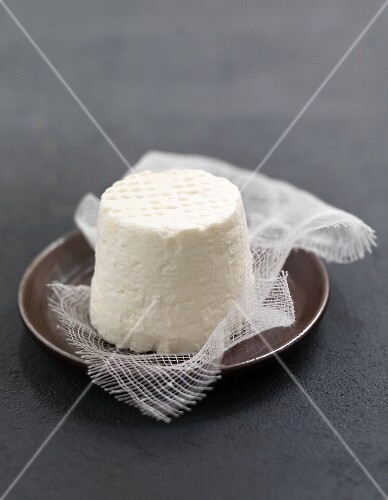 Fresh goat's cheese