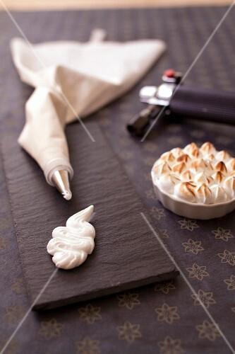 Italian meringue
