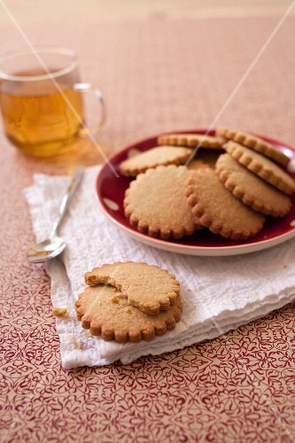 Shortbreads from Caen with Calvados
