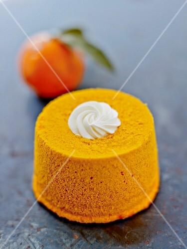Clementine bavarois