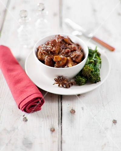Beef and aniseed stew