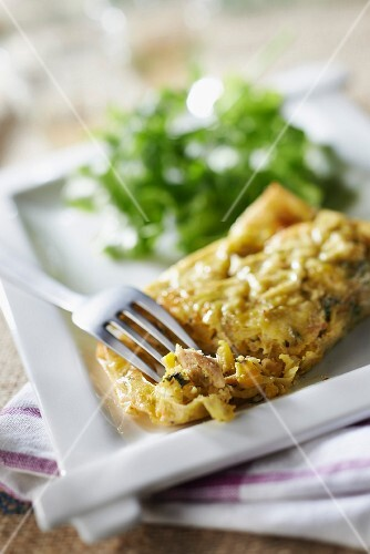 Blue belle potato and sardine Bricks