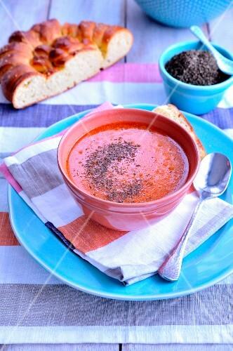 Sder,Tunisian soup