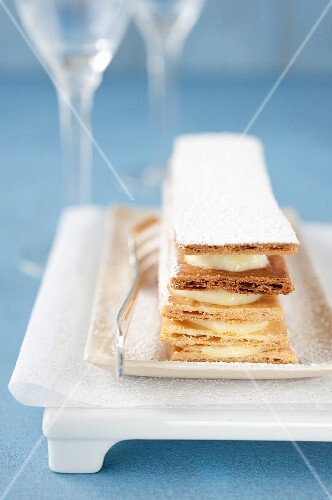 French Mille-feuille