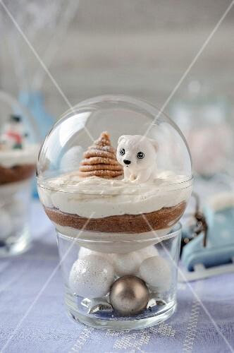Mont-Blanc snowball