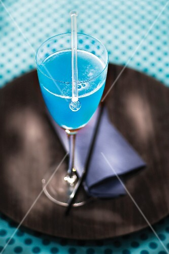 Blue Sun cocktail