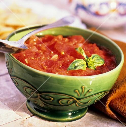 Tomato and Garlic Pasta Sauce