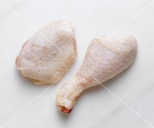 Chicken Tighs & Lower Chicken Legs
